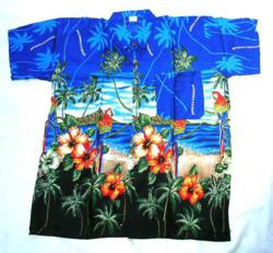 wholesale men's clothing Hawaiian shirt